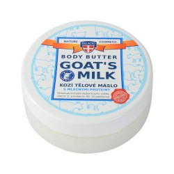 GOAT MILK Body Butter 200ml