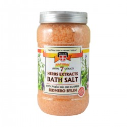 7 HERBS Bath Salt 1200g