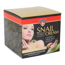 SNAIL EXTRACT Face Cream Crystal Jar 50ml