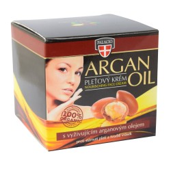 ARGAN OIL Face Cream Crystal Jar 50ml