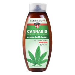 CANNABIS ROSMARINUS Bath Foam 500ml