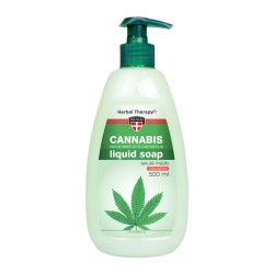 CANNABIS ROSMARINUS Liquid Soap with Pump 500ml