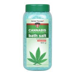 CANNABIS ROSMARINUS Bath Salt 260g