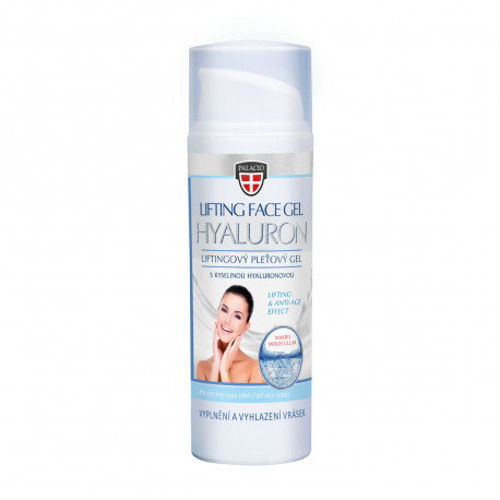 LIFTING FACE GEL WITH HYALURONIC ACID 50ml
