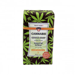 Cannabis Soap 95g
