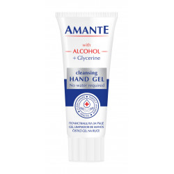 Amante cleansing hand ge 65 ml